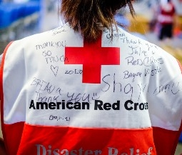 Featured Charity: American Red Cross