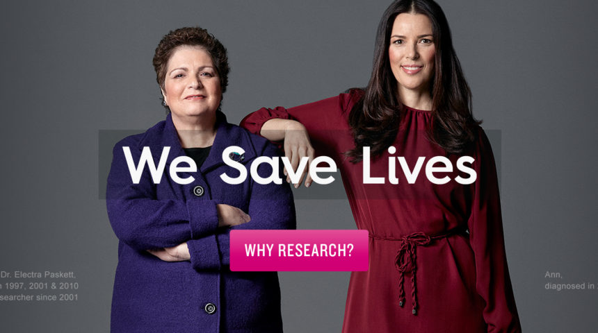 Featured Charity: Breast Cancer Research Foundation