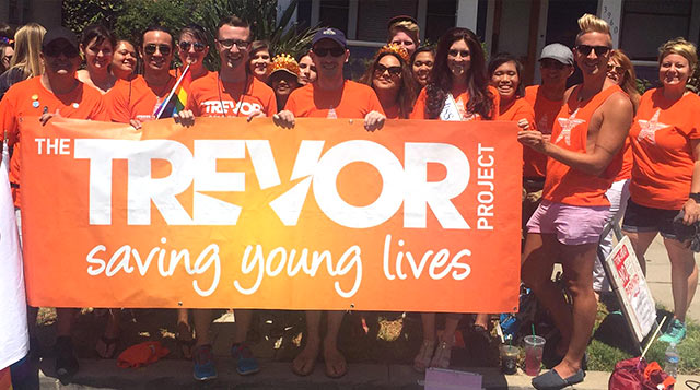 Featured Charity: The Trevor Project