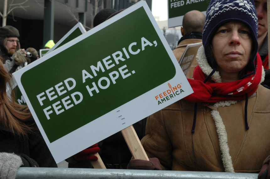 Featured Charity : Feeding America