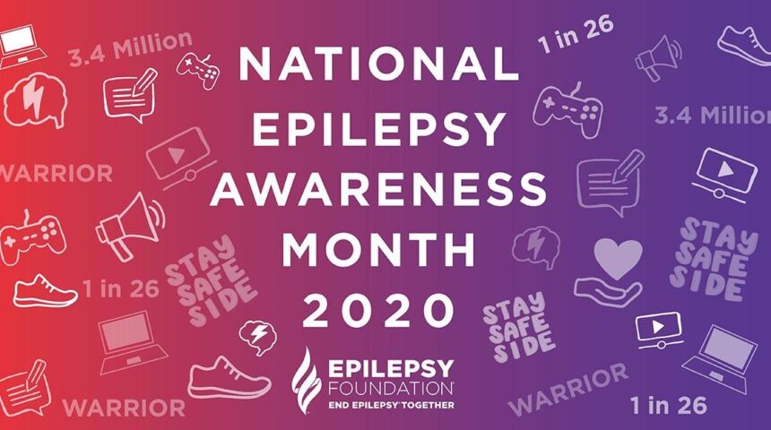 Featured Charity: Epilepsy Foundation